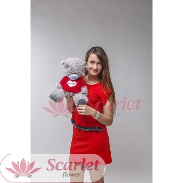 Мишка Тэддик 50 см