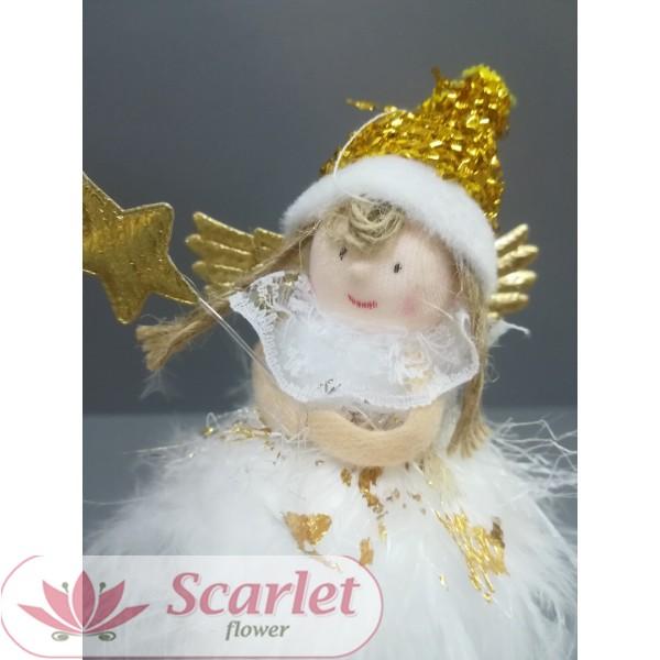 Сувенир Ангел с крылышками