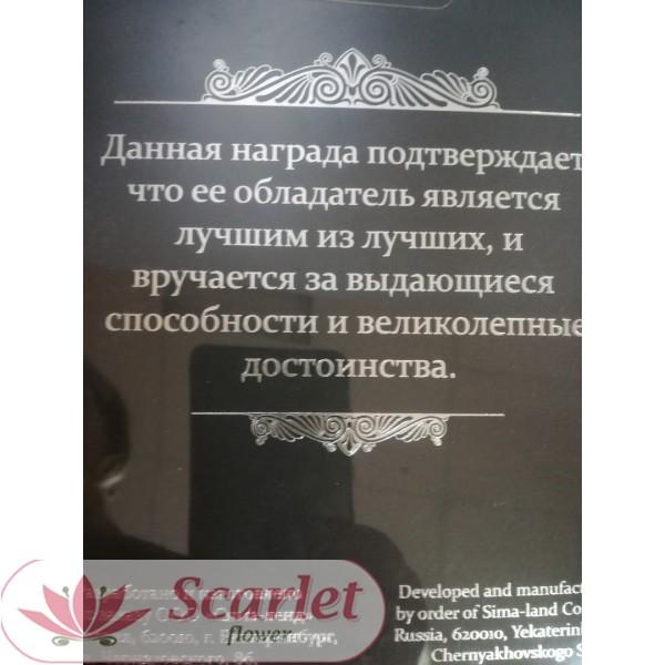 """Сувенир """"Диплом доченьке"""""""